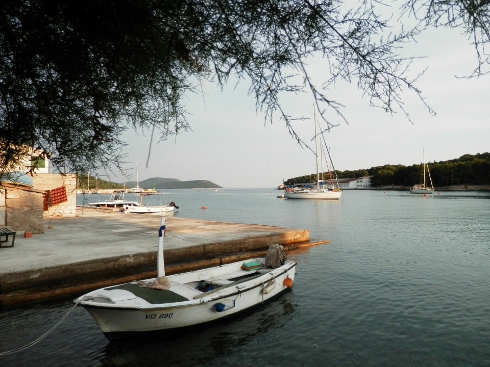 Sheltered harbour