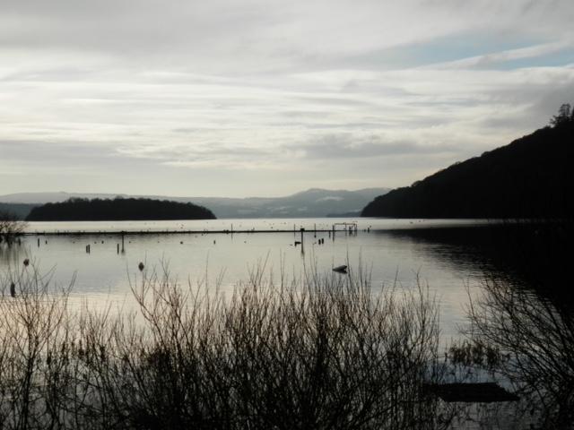 Balmaha a few weeks earlier when the Loch was 1m higher