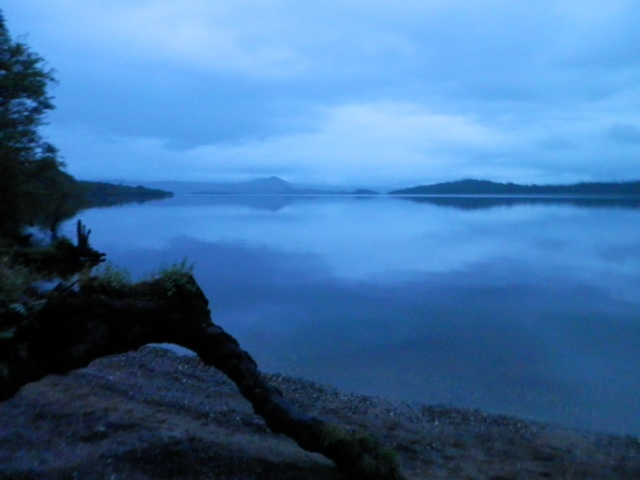 Loch Lomond Dawn Summer Solstice