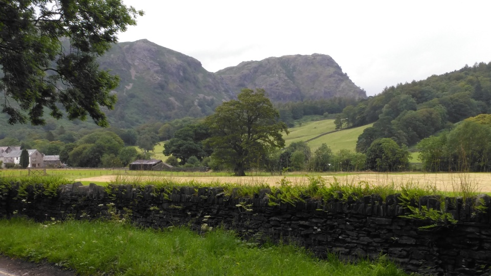 The Lakes District is famous for its scenery like this
