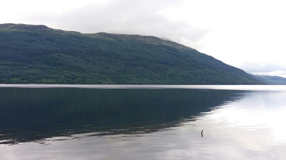 Tarbet looking tranquil